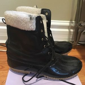 Winter ankle boots size 10